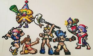 Pixel Bead Art - Metal Slug Attack - Characters