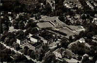 Horn s/w AK ~1950/60 Blick auf das Landhaus Horn Bremer Heimstiftung Luftbild