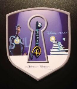 Soul Key Fantasy Pin  - with Pin Badge (RARE)