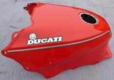 1986-1988 Ducati Paso 750 BRAND NEW NOS red gas tank E