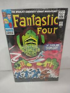 Fantastic Four Omnibus Vol. 2 Hardcover HC Stan Lee Jack Kirby Invisible Girl FF
