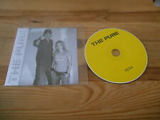 CD Pop The Pure - Nena (1 Song) MCD PRIVAT PRESS