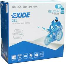 Exide Batteria Moto Gel 12-19 Per BMW R 1150 GS 98-99-00-01-02-03