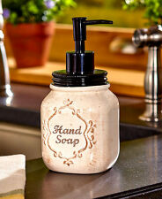 The Lakeside Collection Mason Jar Kitchen Soap Dispenser