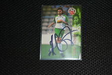 HEIKO SCHOLZ signed Autogramm In Person PANINI TRADING CARD 96 WERDER BREMEN