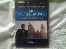 Beale/The Sixteeen/Christophers - Sacred Music (DVD, 2010)