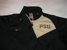 Nike Florida State Seminoles Jacket Fit Dry Track Warm Up FSU NCAA XS