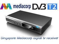 2016new chipset 7T01 HD DVB-T2 terrestrial digital TV singapore mediacorp tv box