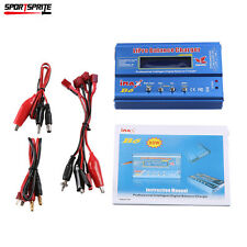 iMAX B6 50W with AC Adapter 12V 5A Power Supply RC Lipo Battery Balance Charger