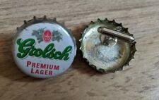 Grolsch Bottle Top Cufflinks