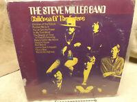 STEVE MILLER / CHILDREN OF THE FUTURE / VG
