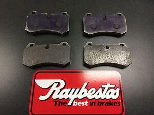 Raybestos Racing Brake Pads ST43R639.17 ..FREE PRIORITY SHIPPING!