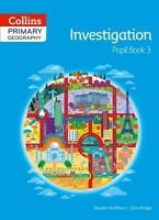 Collins Primary Geography Pupil Book 3 by Scoffham, Stephen|Bridge, Colin (Paper