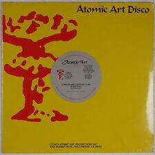 SWAMP DOGG: Come On Dance with Me ATOMIC ART Disco SEALED Funk LP