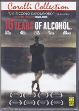Dvd **16 YEARS OF ALCOHOL** nuovo 2003