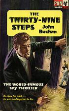 The Thirty Nine Steps - The 39 Steps - Audio Book Mp3 CD - John Buchan
