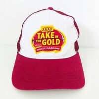 RETRO Maroons XXXX Take The Gold State Of Origon QLD Hat Queensland Snapback Cap