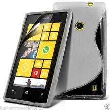 Cover e custodie Per Nokia Lumia 520 in pelle sintetica per cellulari e palmari