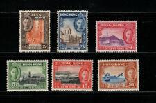 Hong Kong Scott 168 - 173