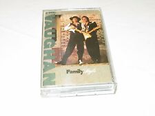Family Style by Vaughan Brothers cassette tape hard to be white boots Good Texan