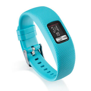 Secure Replacement Strap for Garmin Vivofit 4 Fitness Tracker Wrist Band