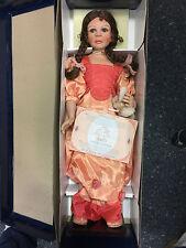 Monika levenig muñeca de porcelana Marissa 73 cm nº 1!!! edición limitada