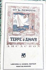 * TERRE D'AMOUR * ARCACHON par Guy de PIERREFEUX