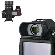 Camera Soft Long Eyecup Eyepiece for Panasonic Lumix S1H S1R S1 Replaces DMW-EC6