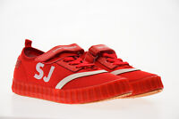SUPER JUMPINO scarpe shoes junior sneakers basse RP2934 rosso n° 27