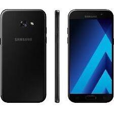 Teléfonos móviles libres en Negro Samsung Galaxy A5 con 32 GB de almacenaje
