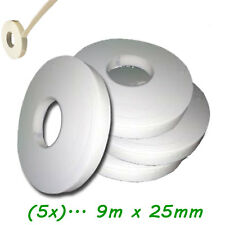 Poly Tunnel Polytunnel Greenhouse Anti Hotspot Tape, Foam Padded Cushion Tape