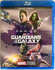 MARVEL GUARDIANS OF THE GALAXY BLU RAY FREE WORLD WIDE SHIPPING BUY IT NOW