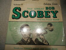 BOB SCOBEY AND HIS FRISCO BAND   COLLECTOR SERIES VOLUME II   LP        482