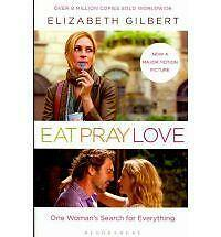 Eat, Pray, Love by Elizabeth Gilbert (Paperback) New Book
