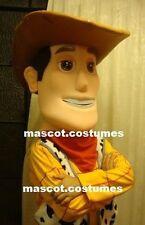 "New Cowboy Mascot Costume Woody Character 5' 9"""