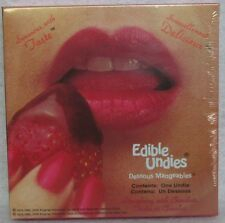 Edible Undie Strawberry & Chocolate 1 Adjustable Female Panty Playful Sexy Gift