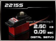 MINI SERVO DIGITALE POWER HD DA 2.6 Kg CON INGRANAGGI IN METALLO HD-2215S HIMOTO