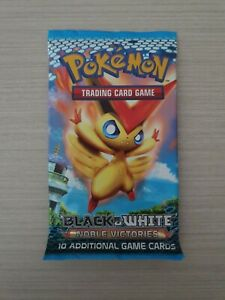 Pokemon TCG Black and White Noble Victories Sealed Booster Pack