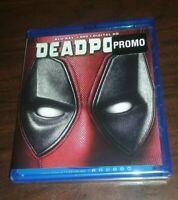 Deadpool Blu-Ray + DVD + Digital HD Ryan Reynolds, T.J. Miller, Ed Skrein New