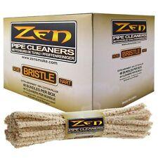 Full Box 48x Bundles ( Zen Hard Bristle Pipe Cleaners ) Absorbent Bristle 44ct