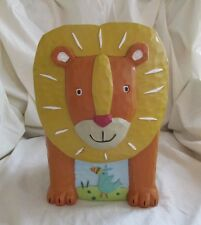 Saturday Knight Saharan Animals or Jungle Lion Waste Paper Basket  - NEW