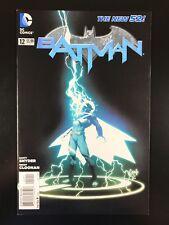 Batman New 52 DC 12  2012 Capullo Cloonan Snyder Ghost in the Machine B1