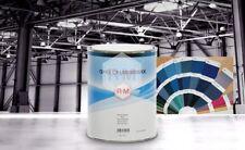 Peinture carrosserie: LAQUE APPRÊT EPOXY 2K Bleu RAL 5017 + durcisseur +diluant