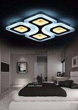 dimmbar LED Deckenlampe Deckenleuchte 189W Wandlampe Beleuchtung W-50189