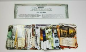Android Netrunner 23 Seconds Data Pack Unboxed with Insert