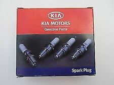 Genuine Kia Rio 1.5 Mk1 Shuma 1.6 1.8, Carens 1.8 & Sorento Set Of 4 Spark Plugs
