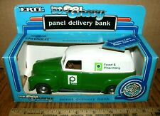 *Ertl PUBLIX Food & Pharmacy 1950 GMC Chevy Panel Delivery Truck 1:25 Coin Bank