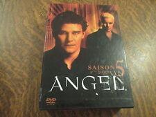 coffret 3 dvd angel saison 5 2eme partie episodes 12 a 22