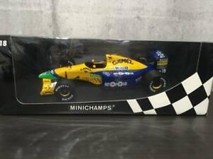 Minichamps 1:18 Benetton Ford B191 M. Schumacher Tobacco Custom