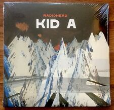 Radiohead - Kid A LP [Vinyl New] 180gm Double LP Gatefold (2016 XL)